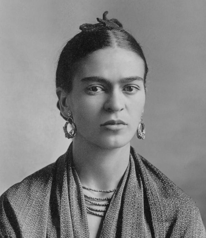 20 maneras de inspirar tu día con Frida Kahlo