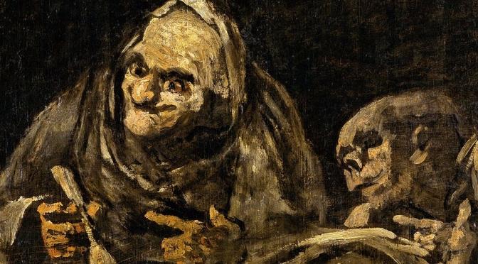El terror acecha en el arte