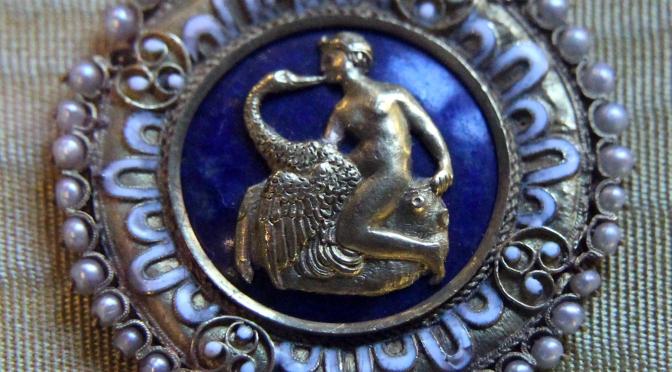 Los mitos clásicos en las esculturas de Cellini