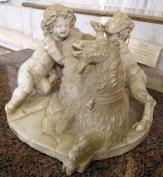 Júpiter y la Cabra de Amaltea