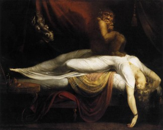 La pesadilla, Henry Fuseli