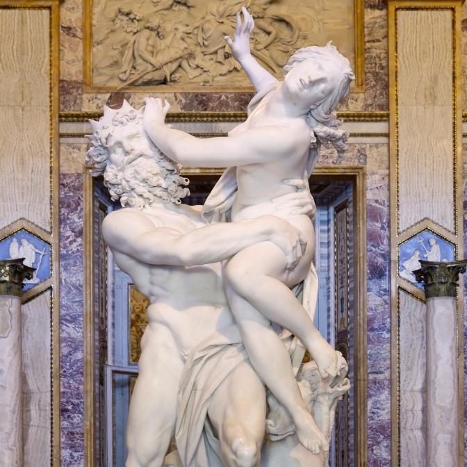 10 obras mitológicas de Bernini