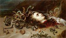 Medusa, Rubens