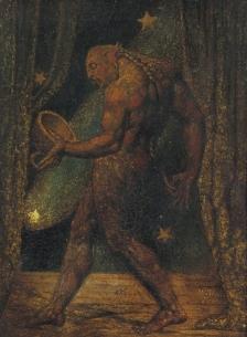 El fantasma de la pulga, William Blake