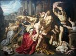 Msacre de los inocentes, Rubens