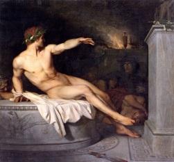 Orestes - Cabanel