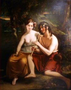 Daphne en Cloe - August Riedel