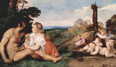 Daphnis and Chloe - Tiziano