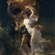 The Storm, Pierre Auguste Cot