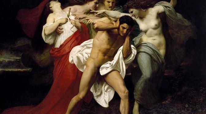 Sabiduría del matricida: algunas reflexiones del Orestes de Eurípides