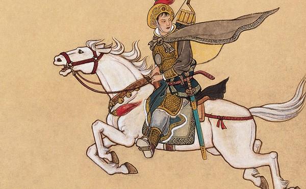 La mujer que quiso combatir: la Balada de Mulan
