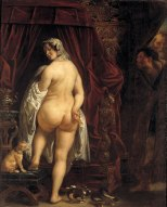 Jacob Jordaens-King Candaules of Lydia showing his wife to Gyges.