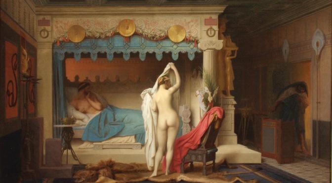 La historia de Candaules en la pintura