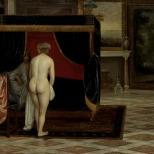 Neer Eglon van der - Die Frau des Kandaules entdeckt den versteckten Gyges