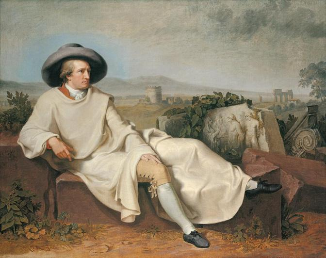 La sabiduría de Goethe condensada en 20 pensamientos que te harán regresar a sus libros