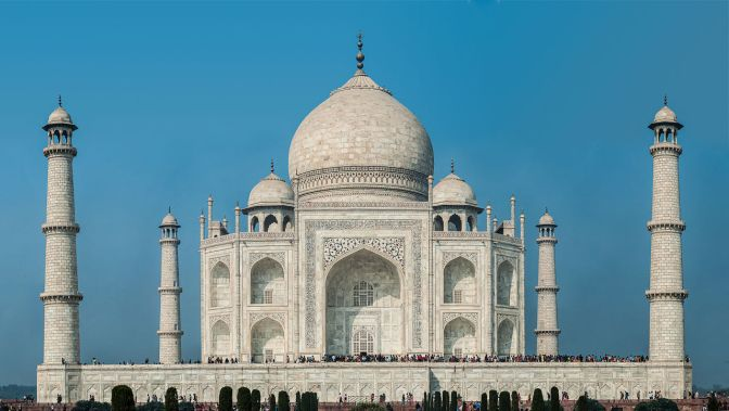El amor más allá de la vida: Taj Mahal