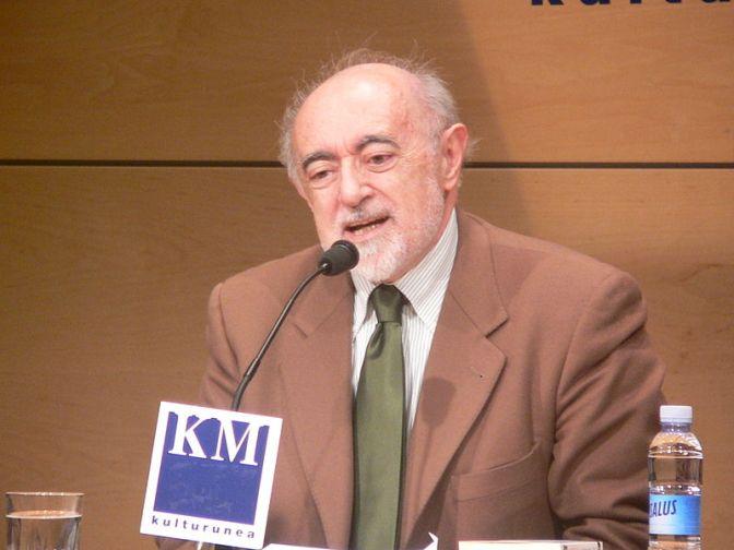 La culminación de un éxito: Carlos García Gual