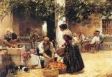 El vendedor de naranjas - Sorolla