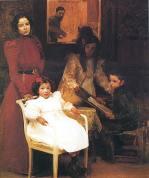 Mi familia - Sorolla