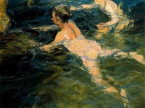 Nadadores - Sorolla