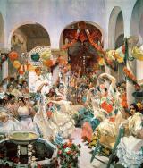Sevilla, el bail e- Sorolla