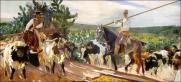 Andalucía el encierro - Sorolla
