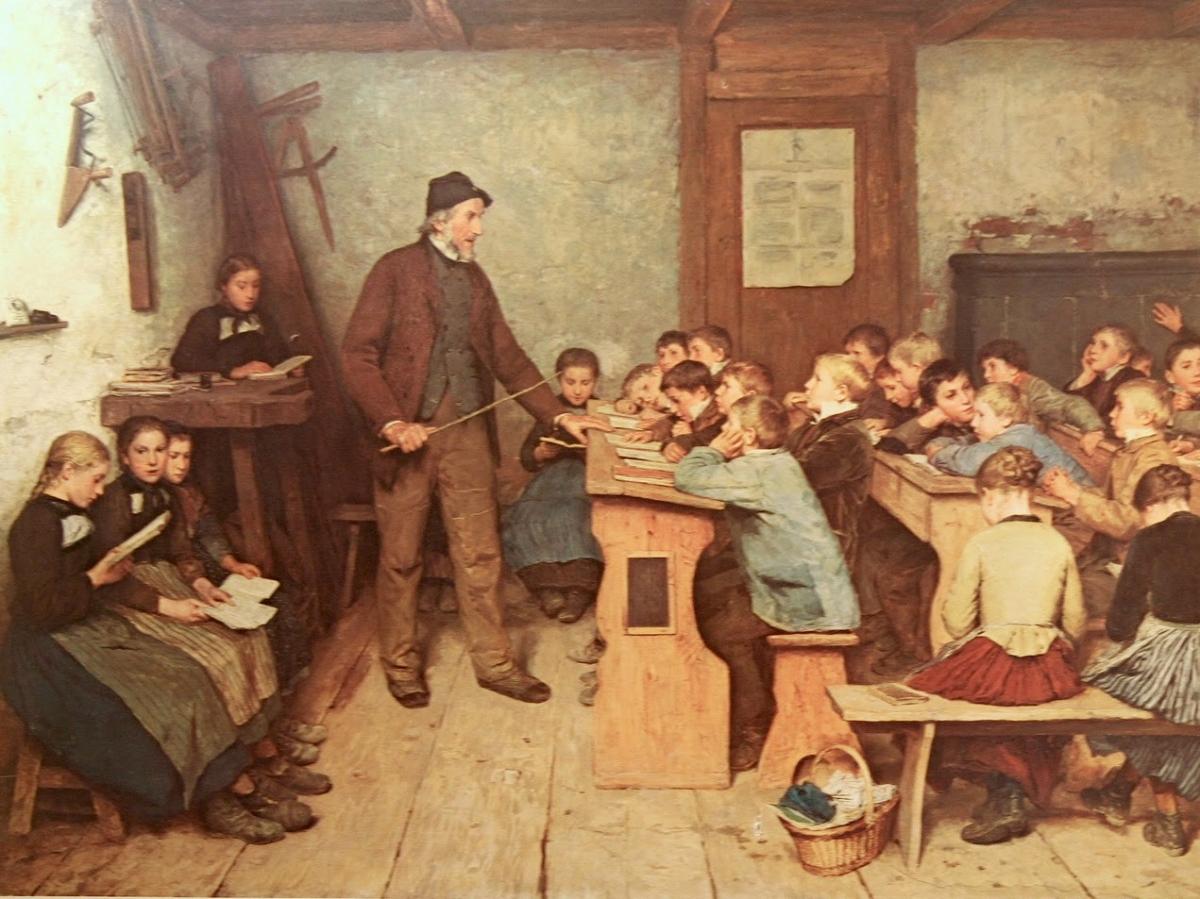 La educación nos hará libres: 20 pensamientos acerca del aprendizaje de escritores clásicos