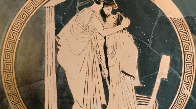 Biografías poéticas: Estratón de Sardes, un homenaje a la pederastia