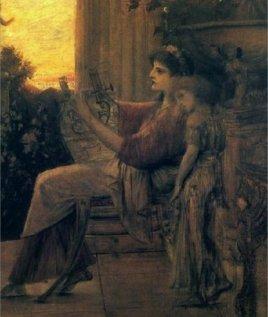 Safo - Klimt