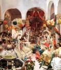 Sevilla, el baile - Sorolla