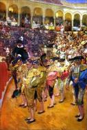Sevilla, los toreros - Sorolla