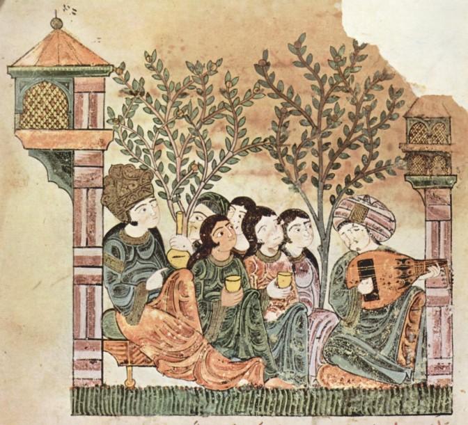 Biografías poéticas: poetas del Al-Andalus, primera parte