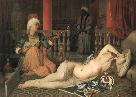 odalisque-with-a-slave-jean-auguste-dominique-ingres