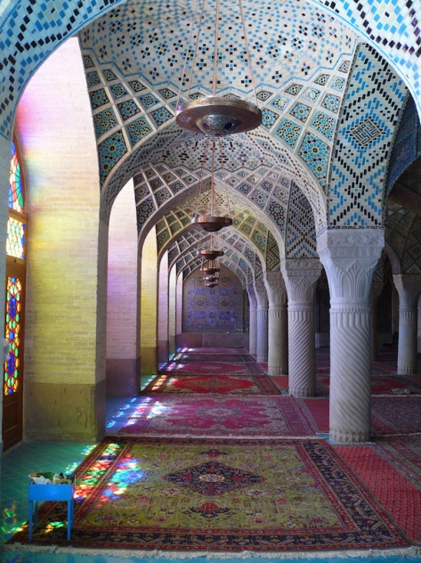 Nasir al-Mulk moschea